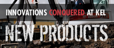 New innovative Products from Kerrisdale Equipment, vancouver