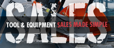 New Tools and Equipment for Sale at kerrisadle Equipment