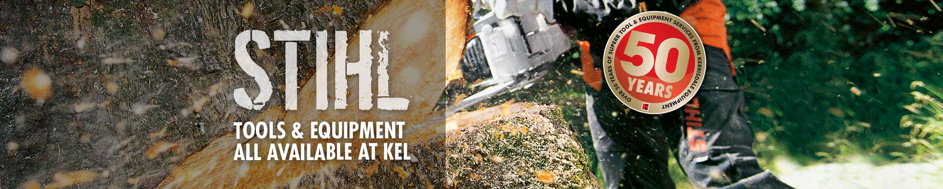 Stihl from Kerrisdale Equipment Vancouver