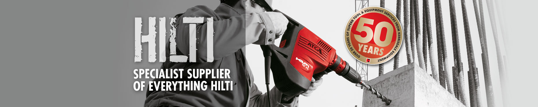 HILTI from Kerrisdale Equipment Vancouver