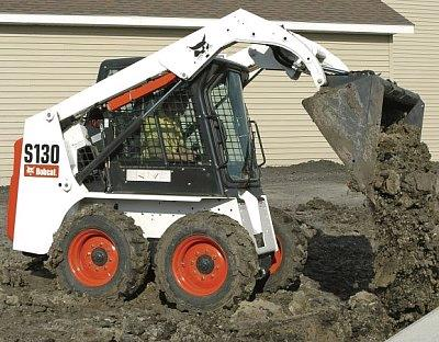 Where to find Bobcat S130 Skid Steer Loader in Vancouver
