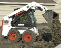 Where to rent Bobcat S130 Skid Steer Loader in Vancouver BC