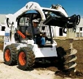 Where to rent Bobcat Auger Attachment in Vancouver BC