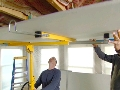 Where to rent Panel Lift Drywall Hoist in Vancouver BC