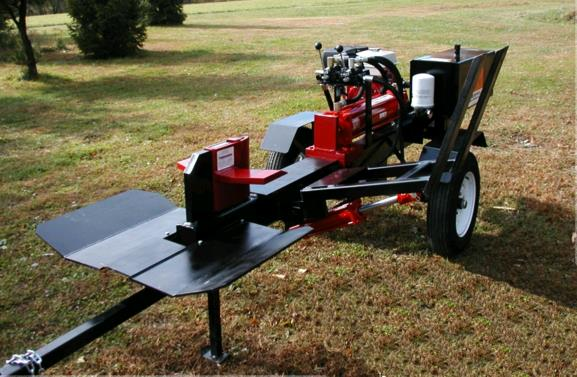 Where to find Log Splitter- Gas Hydraulic in Vancouver