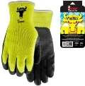 Where to rent Gloves, Visi-Bull Yellow Black in Vancouver BC