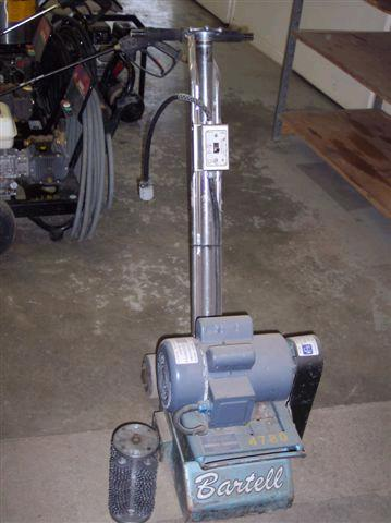 Where to find Surface Prep. Machine  Either  w  Carbid in Vancouver