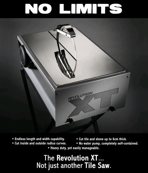 Where to find Tile Saw, Revolution XT in Vancouver