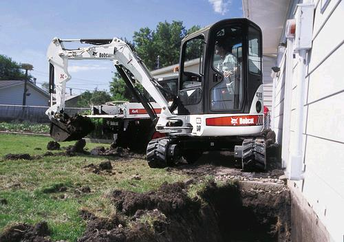 Where to find Bobcat 430 Excavator in Vancouver