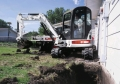 Where to rent Bobcat 430 Excavator in Vancouver BC
