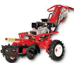 Where to find Trencher, Micro Hydraulic BARRETO in Vancouver