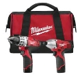 Where to rent Drill Combo Kit, Milwaukee M12 Cordless in Vancouver BC
