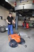 Where to rent Floor Sweeper, HAAGA PRO 477 in Vancouver BC