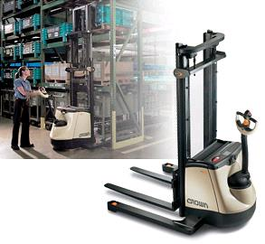 Where to find Forklift, Crown Electric 2000lb Max. in Vancouver