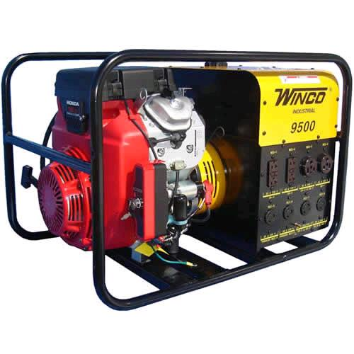 Where to find Generator 9.5 Kw in Vancouver