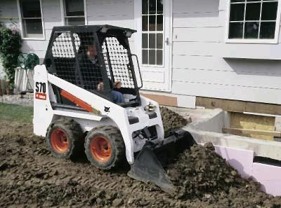 Where to find Bobcat S70 Skid Steer Loader in Vancouver