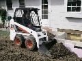 Where to rent Bobcat S70 Skid Steer Loader in Vancouver BC